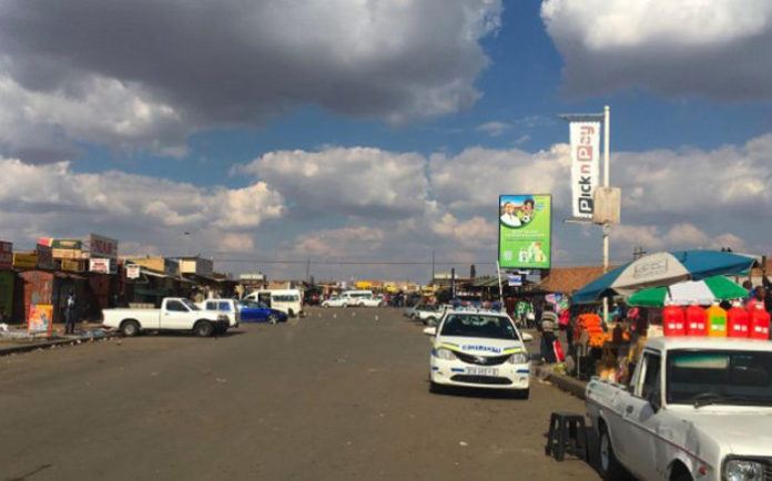 Ethiopian shopkeeper in South Africa dies after alleged police beating